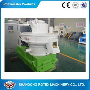 Best YGKJ560 Model Ring Die Wood Pellet Machine , Low Noise Pellet Making Machine wholesale