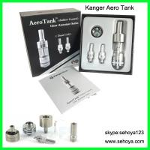 Best Enough inventory Genuine Kanger Aerotank Kanger Aerotank mega, Kanger mini Protank 3 wholesale