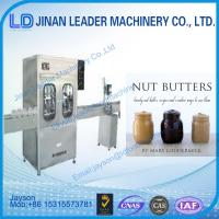 Best Unique peanut butter filling machine groundnut butter filling equipment small scale wholesale
