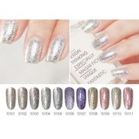 Best Long Lasting No Odor ECO-Friendly Healthy Glitter Platinum Gel Polish For Nail Beauty wholesale