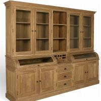 Degrease Kitchen Cabinets: Details Of Wood Kitchen Cabinet With Straw Drawers