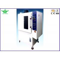 Best FAR 25.853, BSS 7238, BSS 7239 Boeing Smoke Density and Toxic Test Chamber wholesale