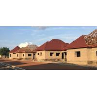 China The best stone coated metal roof tiles sunstone roofing factory for housetop roofing on sale