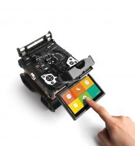 Best INNO ARC Fiber Optic Splicing Machine Preset 7 Splice Modes wholesale