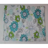 Best Floral Cotton / Nonwoven Dining Table Mats with Silk Screen Printing wholesale