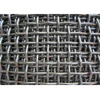 Best Stainless Steel Crimped Wire Mesh With High Temperature Resistance wholesale