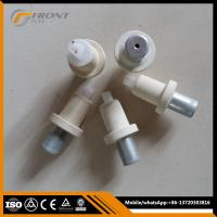 Cheap ISO/SGS quality standard fast thermocouple tips for foundry and steelmaking for sale