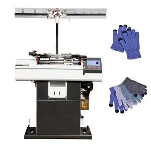 China Full Automatic High Speed 7G 10G Knitting Gloves Making Machine on sale