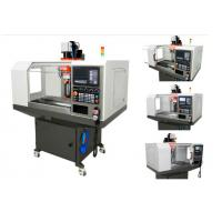 Best Small CNC Metal Milling Machine , Vertical Milling Machine Household Tool wholesale