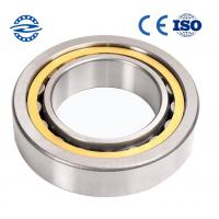 Best NU / NJ 202 Chrome Steel Single Row Cylindrical Roller Bearing Outer Diameter 35mm wholesale