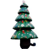 Best Indoor Inflatable Christmas Tree / Custom Shaped Balloons For Celebration wholesale