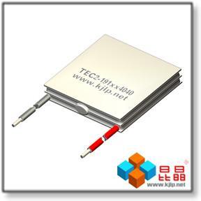 Best TEC2-191 Series (Cold 40x40mm + Hot 40x40mm) Multi Stage Peltier Module wholesale