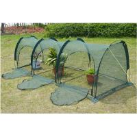 Best Modern Portable Garden Shade Netting , Pop Up Fruit Cage Grow Tunnel Customized Each in an oxford 12 KGS wholesale