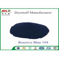 Best 100% Strength Textile Reactive Dyes Reactive Blue M-2GE C I Blue 194 wholesale