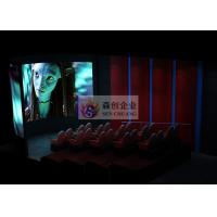 Cheap Digital 4D Movie Theatre with Professional Computer Control System for sale