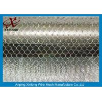 Best Hot Dipped Galvanized Hexagonal Wire Mesh With Iso90000 / 2008 Certificate wholesale