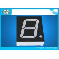 Best Full Color 7 Segment LED Digital Display 1.5 Inch Height For Gas Station wholesale