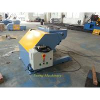 Best Small Automatic Welding Positioner For Pipe Welding / 1200mm Table Diameter wholesale