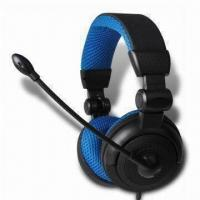 Best USB Headphones with Good Sound Quality, Convenient Volume Controller and 100mW Handling Capability wholesale