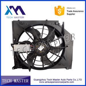 Best DC 12V Radiator Cooling Fan For BMW E46 OEM 17117525508 17117561757 wholesale