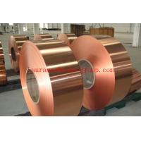 China High Strength Casting Brass Copper Sheet Metal With Ixygen Free 1.5mm on sale