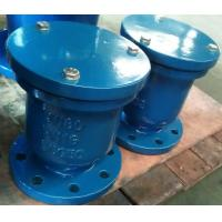 Quality Vent Valve DN80 PN16 Made By Iron With One port and ABS Flaoting Ball wholesale
