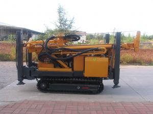Best 30T 1000m Depth Full Hydraulic Water Well Drilling Rig wholesale