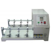 Best Industrial Leather Folding Testing Equipment , Leather Torsion Resistance Tester wholesale