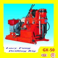 Cheapest Hot Sale Portable Geotechnical Drilling Rig for Soil Testing with 50 m Depth
