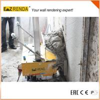 110 KGS Lightweight Plaster Spraying Machine Decorative Rendering Tools
