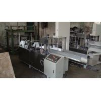 Cheap Stepping Motor Fabric Folding Non Woven Machinery High Precision Wire Cutting Process for sale