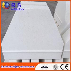 Best High Temperature Resistance Kiln Fire Brick / Building Bricks 73% Al2O3 wholesale