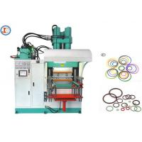 Best 100 Ton Mechanical Vertical Rubber Injection Molding Machine Plate Size 400 * 400mm wholesale