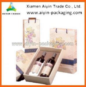 Best Wine Bag Wine Gift Bag Paper Wine Bag Packaging Wine Bag wholesale