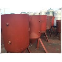 Best Abrasive Sand / Water Blasting Machine Pot , Small Commercial Sandblasting Equipment wholesale