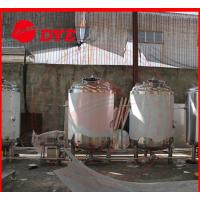 Best Small Insulated Stainless Steel Hot Water Tank For Laboratories / Hotels wholesale