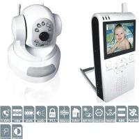 """Best 2.4GHz Wireless Remote Baby Monitor/Baby Phone 2.5"""" TFT-LCD wholesale"""