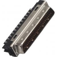 Buy cheap 1.27*2.54 Pitchscsi 68 pin connector Male Computer Pin Connectors Computer from wholesalers