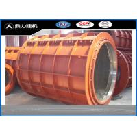 Best Various Weight Round Concrete Pipe Mould Professional Design Dingli wholesale