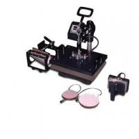 Buy cheap where to buy top quality best price combo heat transfer press machine from wholesalers
