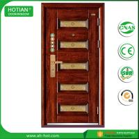 Best house residential iron steeldoor wholesale