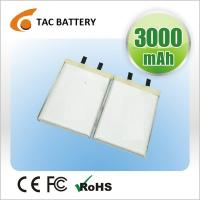 Best Polymer Lithium Ion Batteries 5C-10C 9759156 ROHS UL For Power Tool wholesale