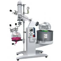 China Zhengzhou Greatwall 5L Rotary Evaporator with Chiller & Diaphragm Pump on sale