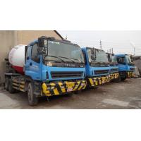 Best Used 7M3 ISUZU used concrete truck, concrete mixer truck for sale wholesale