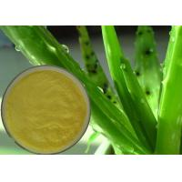 Best Food / Cosmetic Grade Aloe Vera Extract Powder Promoting Blood Circulation wholesale