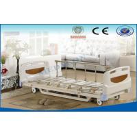 China Luxurious Extra Low Hospital Medical Beds , Nursing Home Beds For Disabled on sale