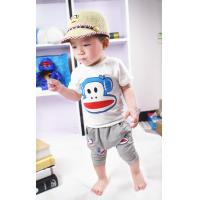 China baby wear cotton sport suit on sale
