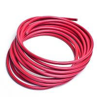 Cheap Solid Conductor PVC Insulated Electrical Wire , 450 / 750V PVC Flat Electrical for sale