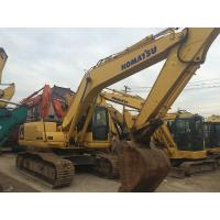Best 95% UC Used Komatsu Pc200 Excavator  20 Ton Weight With 5 Years Warranty wholesale