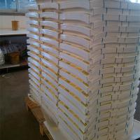 China 190gsm in sheet packing single side pe coated paper on sale